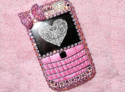 i miss My blackberry...BLiNG