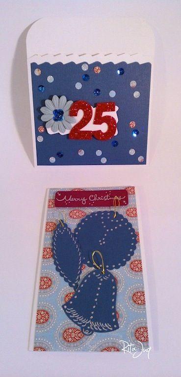 Christmas Pocket Card