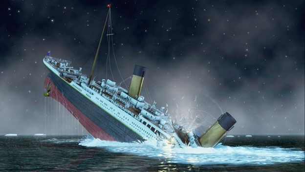 Please take a look at this video. This is the third in the Interesting Tales - Titanic Series. It is about the attitude and opinions of people in 1912 when the Titanic sank. Not much has changed! But thankfully God still offers forgiveness and salvation to all who repent and come to Him, by faith. For more information please contact me via www.seekthetruth.org.uk. Kind regards. Stephen   https://youtu.be/SfaaT3VXtCc