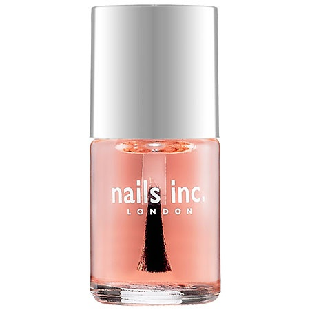 This top coat is magic! It has a shiny, gel-like finish and my nails are dry within minutes–plus my polish lasts days longer. #Sephora #SephoraItLists —Keely G., Sephora Beauty Advisor