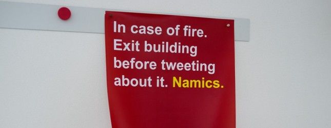 Tweet your emergency - In the very near future, the London Fire Brigade might actually want you to #tweet about a #fire before leaving the building, after it announced that it is looking to set up the world's first 999 #emergency #Twitter feed | The Next Web
