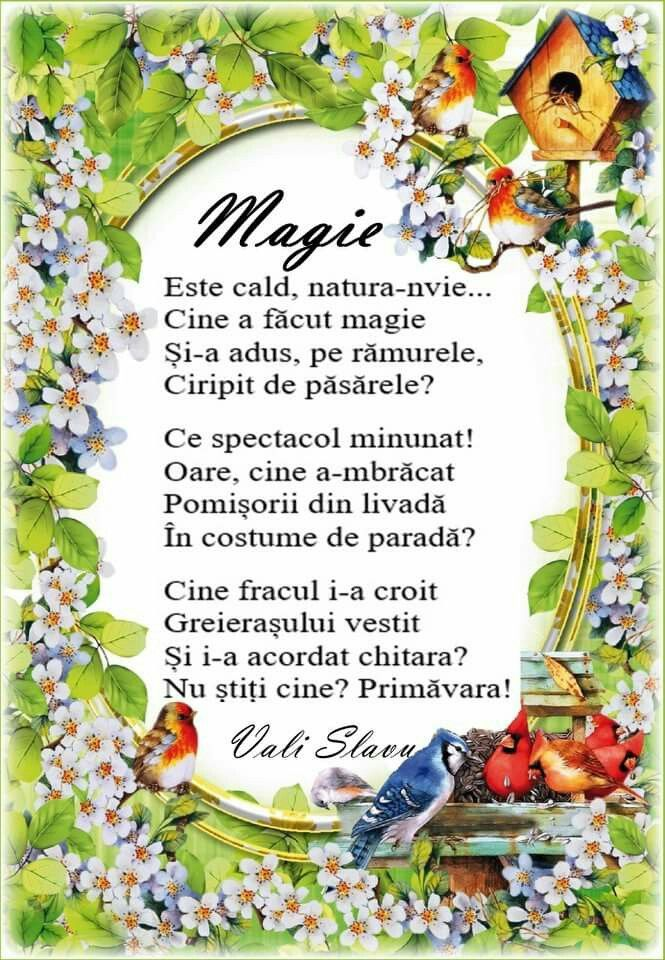 Poezii Cresa