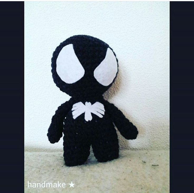 Spider- man black suit #handmake #handmade #SpiderMan #SpiderManVsVenom #spidermanblacksuit #blacksuit #MarvelComics #marveluniverse #marvellegends #marvel #amigurumi #toy #etsy #souvenir #ЧеловекПаук #черный #черныйкостюм #Марвел #амигуруми #игрушка #ручнаяработа #сувенир