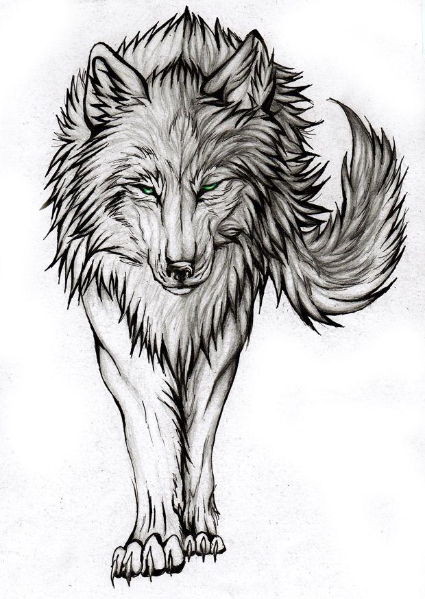 Татуировки волк эскизы картинки
