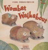 Wombat Walkabout Book for Australian homeschool unit study for preschool and elementary children with suggested wombat crafts and learning activities from www.daniellesplace.com where learning is fun!