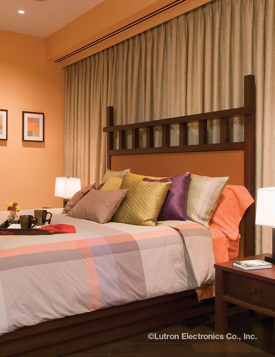 Best Orange Themed Rooms Images On Pinterest Theme Bedrooms - Dim lights for bedroom