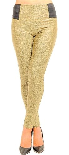 trendy hot gold glitzy pants leggings, festival pink seamless party leggings to holiday clubbin legging or party legging, super instyle party leggings, clubbing fashion leggings, high waist seamless leggings are instyle, trendy leggings, gold dress pants