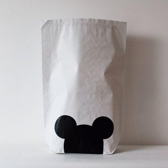 MICKEY MOUSE Home Dekor Kleinkind Kraft Papier von VolpeShop