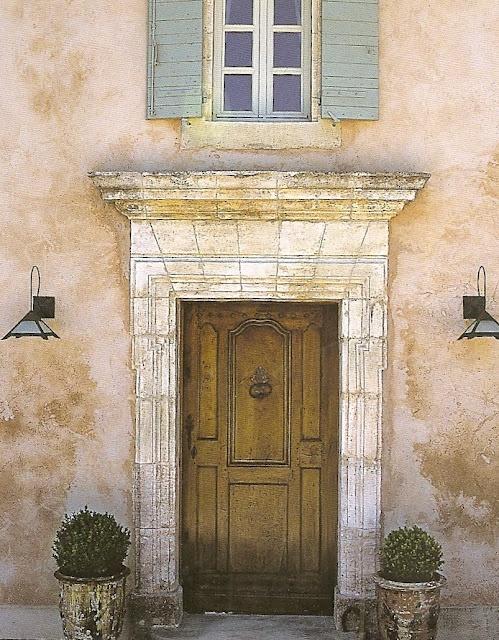 the perfect front door La Provence !!