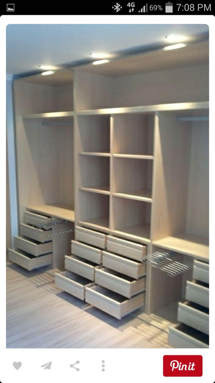 25 best ideas about bedroom cupboards on pinterest - Interior cupboard design ideas ...