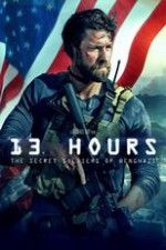 13 Hours: The Secret Soldiers of Benghazi 2016 poster
