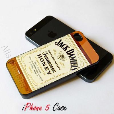 Jack Daniels Tennessee Honey Liqueur iphone 5 Case Cover - 1