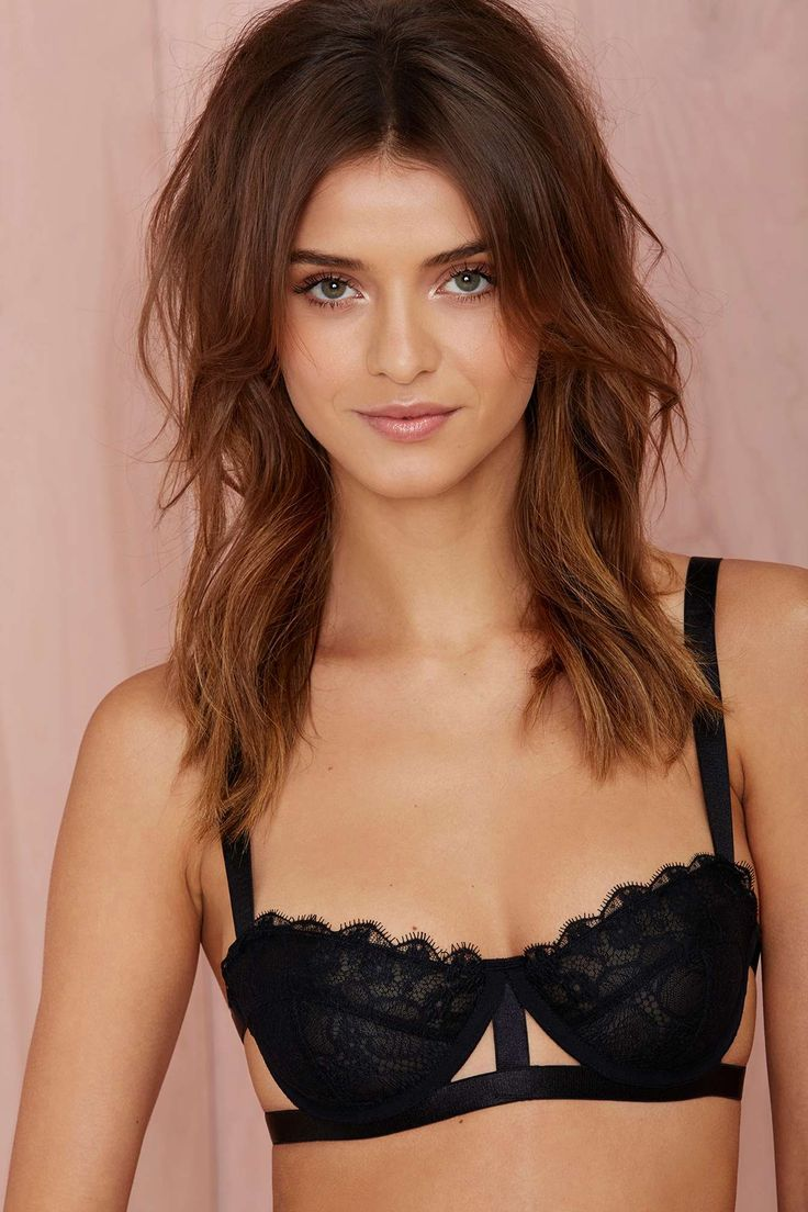 Nasty Gal Just in Lace Bra