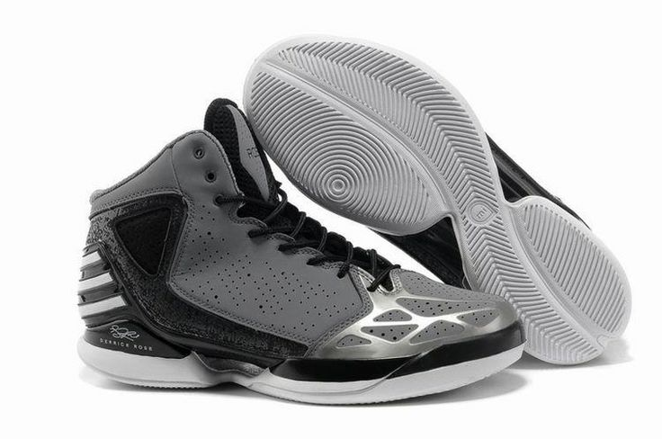Synthetic upper for lightweight durability, Perforated upper inspired by cheetah spots, Hook-and-loop strap on collar for extra ankle support. Decoupled heel helps deflect impact shock, Non-marking rubber outsole. This kind of Adidas Rose 773 IV basketball shoes becomes one of the more comfortable and hot sale shoes in the market.