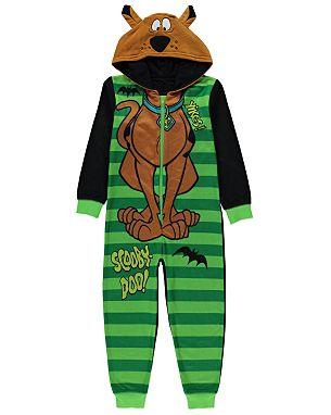 Scooby Doo Onesie