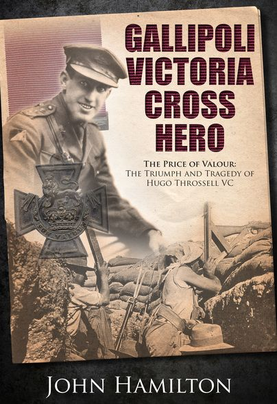 HAPPY AUSTRALIA DAY! The son of a former Premier of Western Australia, Hugo Throssell, volunteered to join the Imperial Australian Force which was shipped to Gallipoli in 1915.   Meticulously researched, and beautifully written, this is a moving tale of heroism and patriotism which ended in sad and disturbing circumstances. http://www.pen-and-sword.co.uk/Gallipoli-Victoria-Cross-Hero-Hardback/p/10359