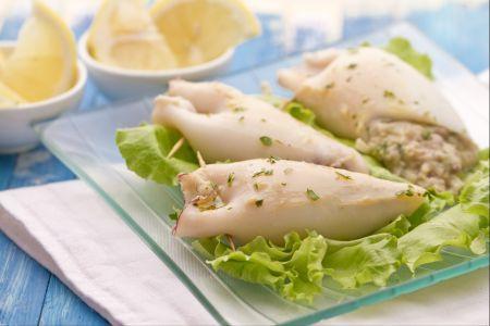 Ricetta Calamari ripieni - Le Ricette di GialloZafferano.it