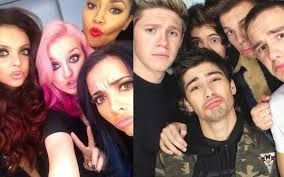 One direction o Little mix?...AMBOS♥