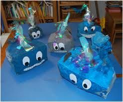 snail and whale craft - Google Search