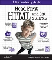 A review of Head First HTML with CSS and xHTML