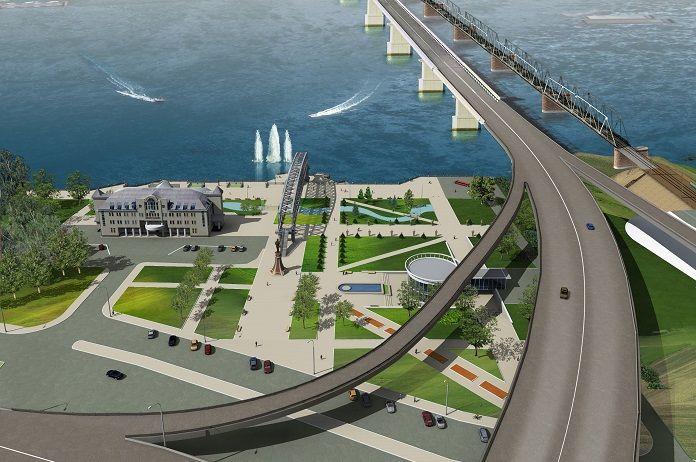 Başbakan Yardımcısı Arkady Dvorkovich tarafından düzenlenen ulaştırma konulu komisyon toplantısında Moskova'da Novosibirsk'te dördüncü köprü inşasının finanse edilmesi kararlaştırıldı.