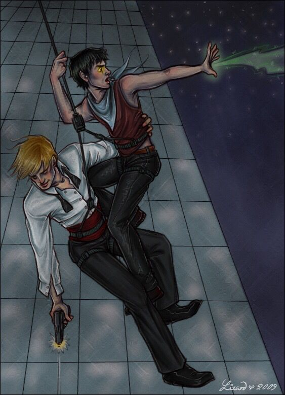 This is cool haha like a modern day arthur and merlin still partners in crime merlin - Merlin dessin ...