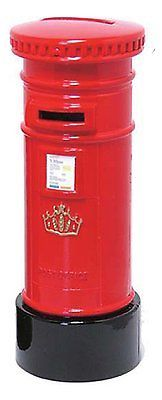 15cm ceramic post box #money #british #london coins piggy bank safe cash gift new,  View more on the LINK: 	http://www.zeppy.io/product/gb/2/131678964927/