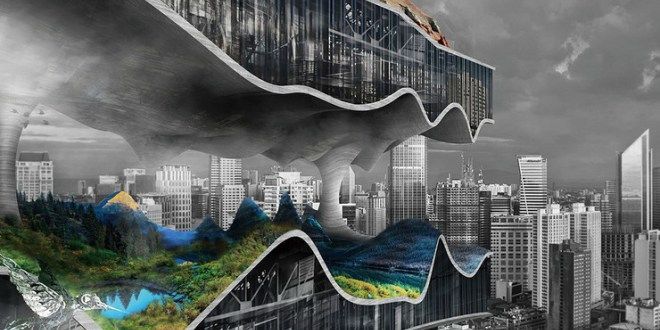 Ilyenek lesznek a jövő felhőkarcolói