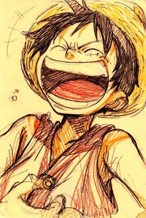 One Piece art