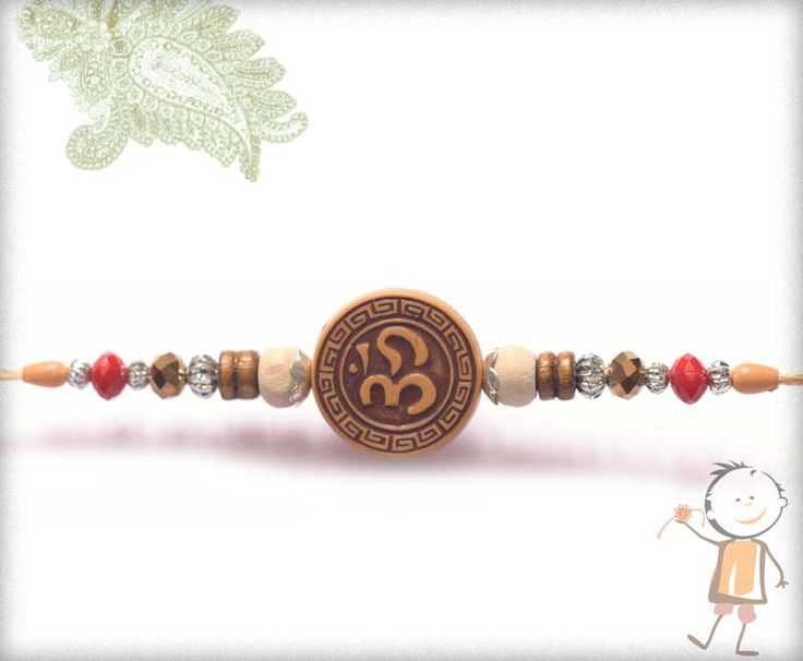 Mauli  #Rakhi Collection – Send  #Rakhi to #India, #USA, #UK, #Canada, #Australia, #Dubai #NZ #Singapore.  Traditional OM Rakhi , surprise your loved ones with roli chawal, chocolates and a greeting card as it is also a part of our package and that too without any extra charges. http://www.bablarakhi.com/send-fancy-rakhi-online/865-send-traditional-om-rakhi-online.html