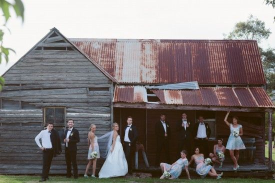 Hanging Tree Wines - Bushranger's shed photo opportunities