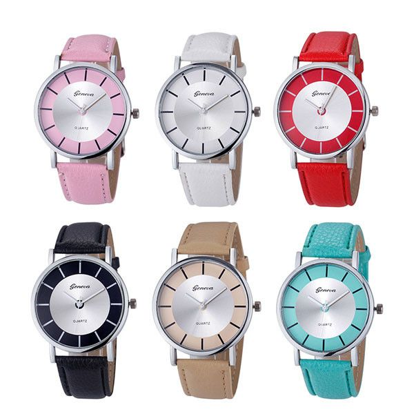 Montre Femme Luxury Brand Women Casual Watches - free shipping worldwide