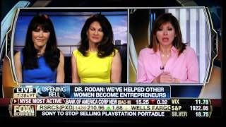 Dr Rodan and Dr Fields on Fox Business (6/3/14) High Definition - YouTube