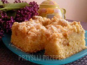 Ciasto z maślanką i kruszonką