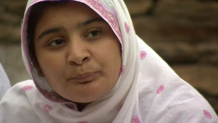 Fourteen-year old Hadiqa Bashir has taken on the challenge of trying to change hearts and minds in the fight against child marriage in Pakistan.