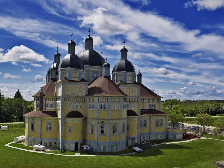 Ukrainian Catholic Church, Manitoba