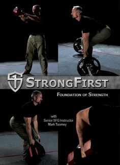 StrongFirst SFG Kettlebell Certification Prep Guide | StrongFirst. coming to atlanta in november