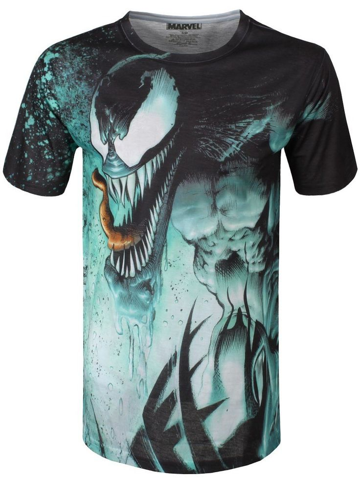 Venom Splat Sublimated T-shirt