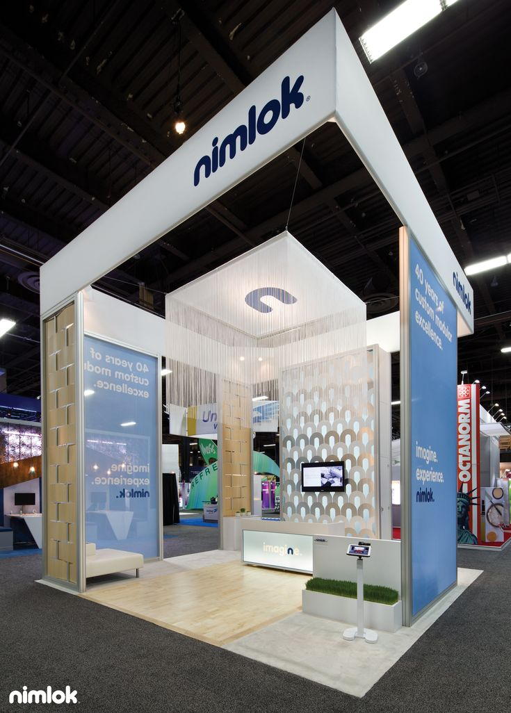 Trade Show Booth Dimensions : Client name nimlok size has years of