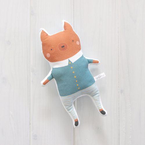 lucas fox pillow