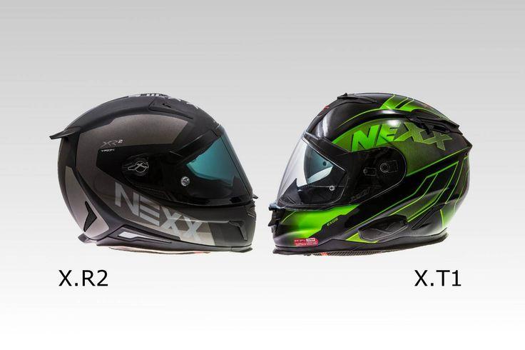 A Nexx oferece na sua gama dois capacetes integrais específicos para os motociclistas mais vocacionados para o asfalto, um com característicasdesportivas, o X.R2 e outro com características turísticas, o X.T1. Fique a conhecê-los.