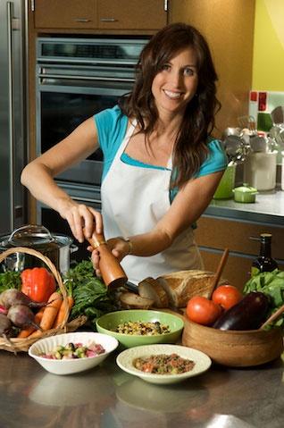 My friend Kara and her vegetarian/vegan biz in Beunos Aires Cocina Verde - Delivery Comida Vegetariana Vegana