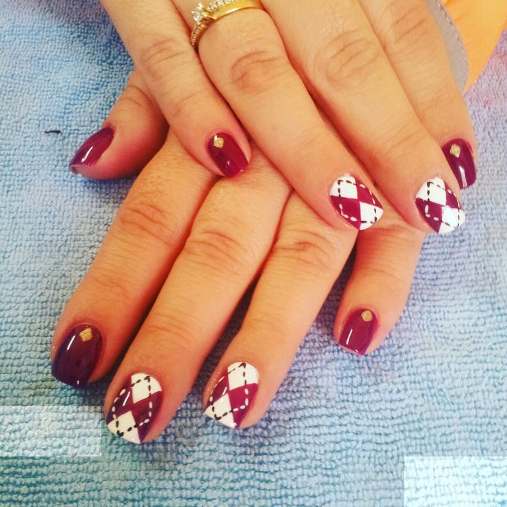 Karen's nail