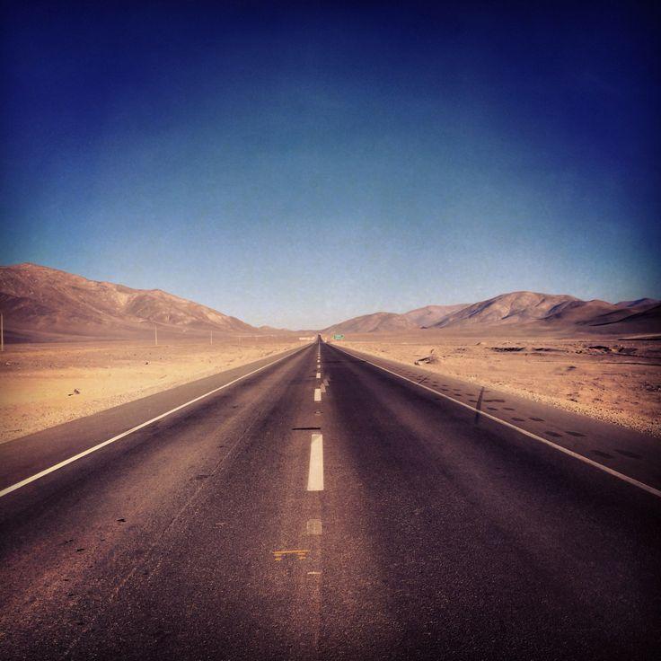 Carretera Antofagasta, Chile