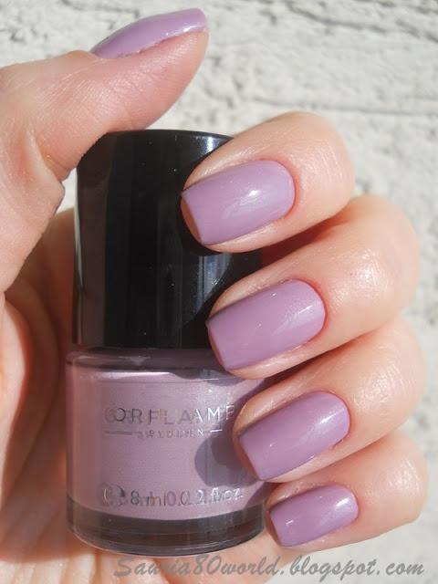 Pure Colour Nail Polish - Lavender Shimmer (24424)