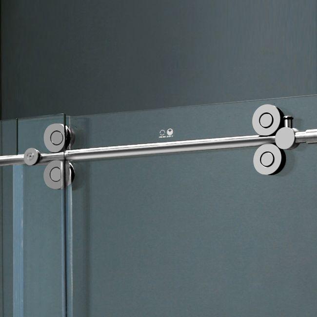 9 best images about shower barn door on Pinterest ...