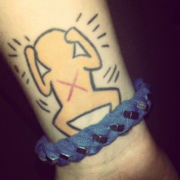 Keith Haring Inspiration.