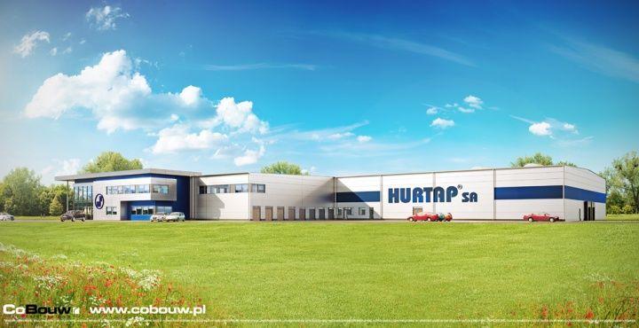 HURTAP S.A. http://www.cobouw.pl/hala-magazynowa