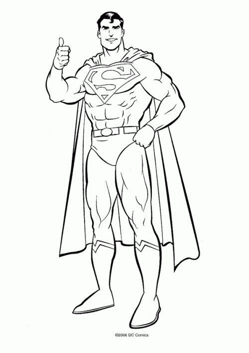 più di 25 fantastiche idee su superhero coloring pages su