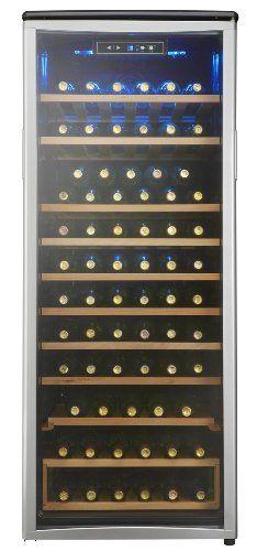 Danby Designer 75 Bottle Freestanding Wine Cooler Danby http://smile.amazon.com/dp/B00F92OKXM/ref=cm_sw_r_pi_dp_69.zvb0WHRB59